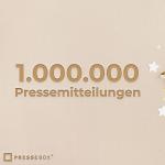 1.000.000 Erfolgsgeschichten bei der PresseBox